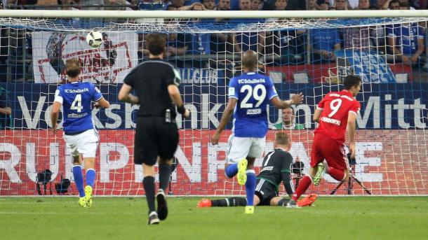 Schalke will look to bounce back from the Bayern defeat at the weekend | Photo: Getty