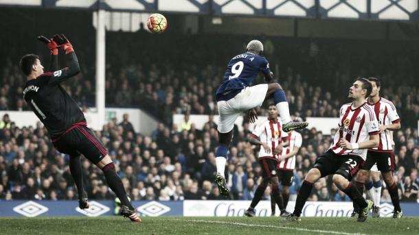 Arouna Kone scored a hat-trick the last time the two sides met. | Photo: Getty Images