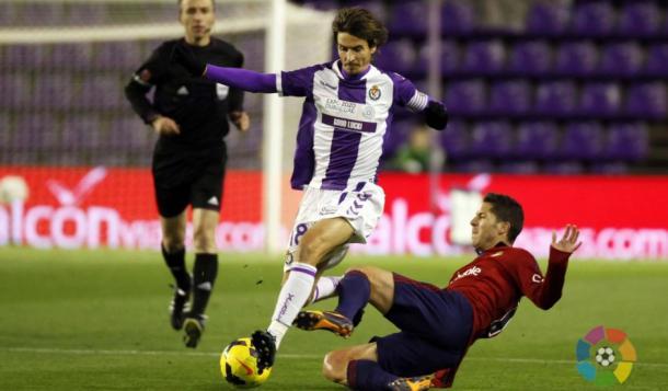 Encuentro entre el Real Valladolid y Osasuna | Real Valladolid