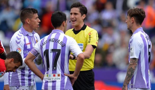 Munuera Montero dirigirá el partido | Real Valladolid