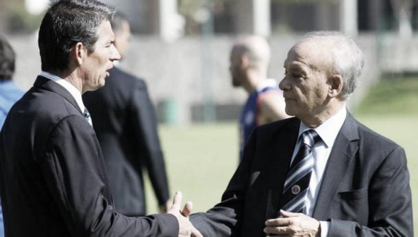 Guillermo Álvarez y el Yayo de la Torre, cabezas del Proyecto Azul | Foto: Record.com.mx