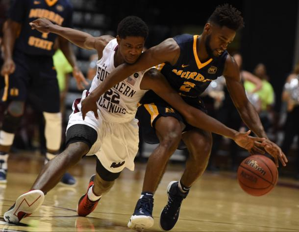 Stark is one of the best players in the conference on an average Murray State squad/Photo: Bill Lukitsch