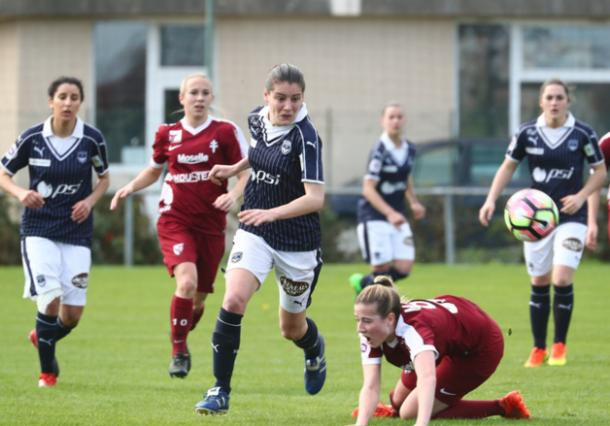 FC Metz pulled off a big win this weekend | Source: girondins.com