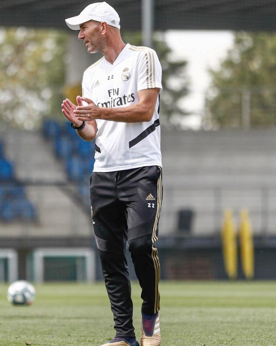 Fuente: Instagram @zidane