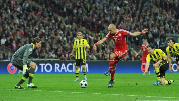El Bayern de Múnich es el equipo más laureado de Alemania | Fuente: UEFA