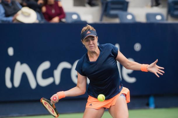 Anastasia Pavlyuchenkova in action | Photo: Abierto Monterrey