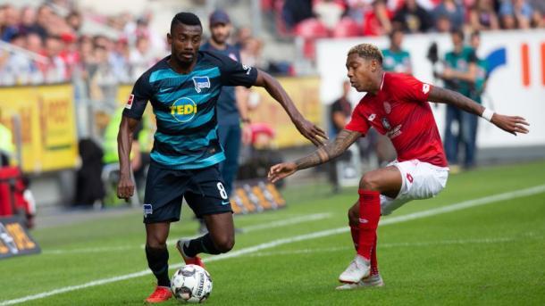 (Mainz 0-0 H. Berlin   Foto: Imago/Bundesliga)