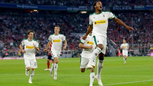 (B. Munich 0-3 B. Mönchengladbach   Foto: Imago/Bundesliga)