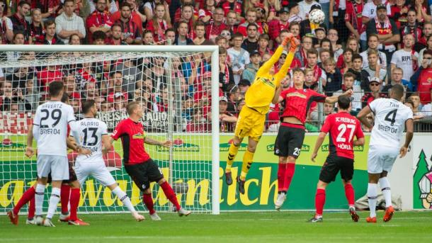 (Freiburg 0-0 B. Leverkusen   Foto: Bundesliga)