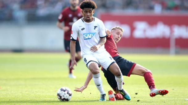 (Nürnberg 1-3 Hoffenheim | Foto: Bundesliga)