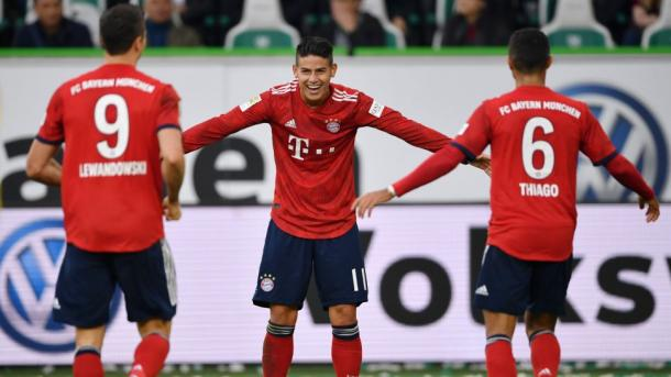 (Wolfsburg 1-3 B. Munich | Foto: Gaming/Bundesliga)