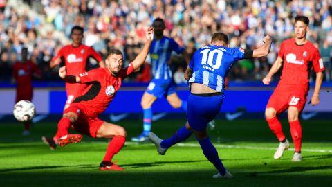 (H. Berlin 1-1 Freiburg | Foto: Bundesliga)