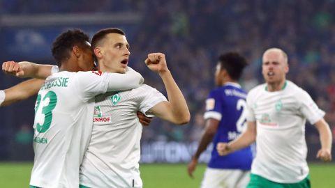 (Schalke 0-2 W. Bremen | Foto: Bundesliga)