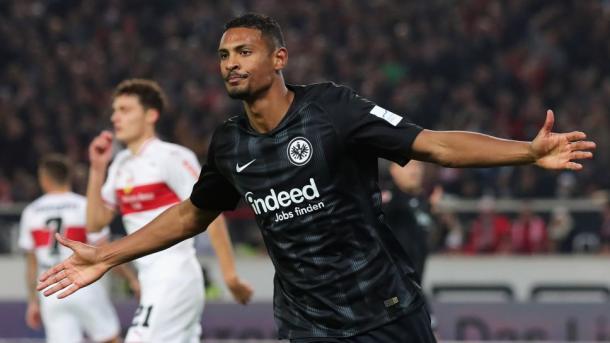 (Stuttgart 0-3 E. Frankfurt | Foto: Bundesliga)