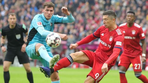 (B. Munich 1-1 Freiburg | Foto: Bundesliga)