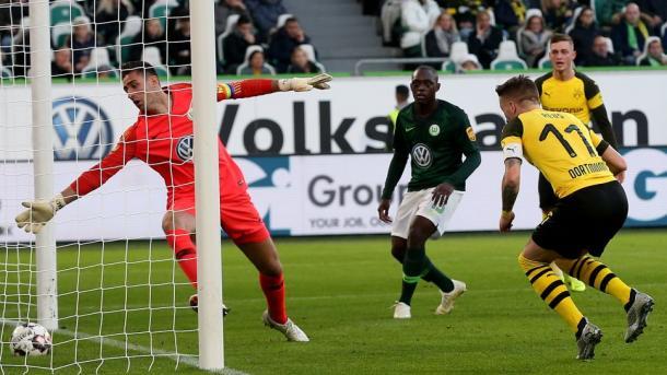 (Wolfsburg 0-1 B. Dortmund | Foto: Assets/Bundesliga)