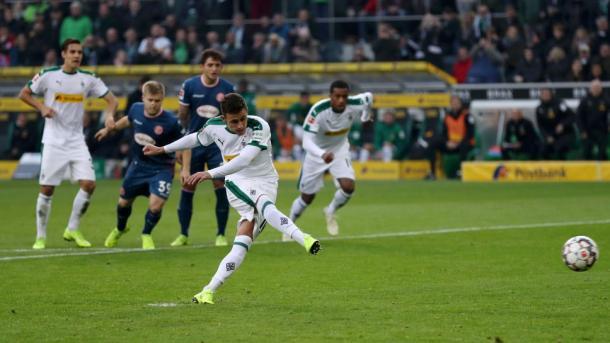(B. Mönchengadblach 3-0 F. Düsseldorf | Foto: Assets/Bundesliga)