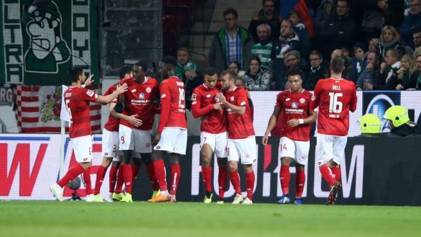 (Mainz 2-1 W. Bremen | Foto: Bundesliga)