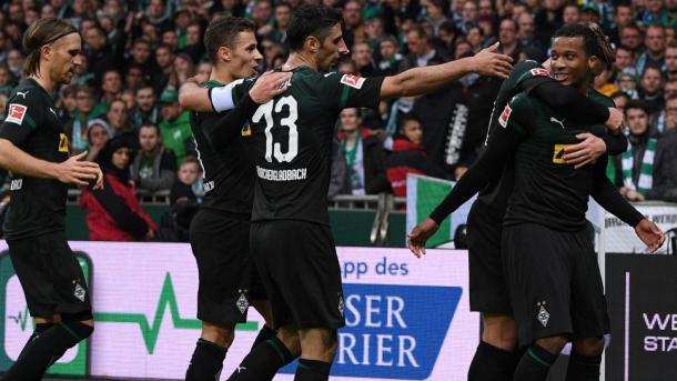 (W. Bremen 1-3 B. Gadbach | Foto: Assets/Bundesliga)