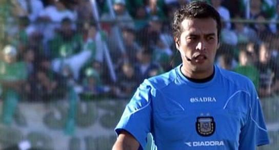 Después de la polémica, pararon al tucumano Argañaraz:
