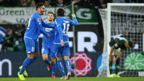 (Wolfsburg 2-2 Hoffenheim   Foto: Assets/Bundesliga)