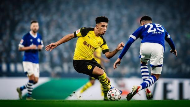 (Schalke 1-2 B. Dortmund   Foto: Assets/Bundesliga)