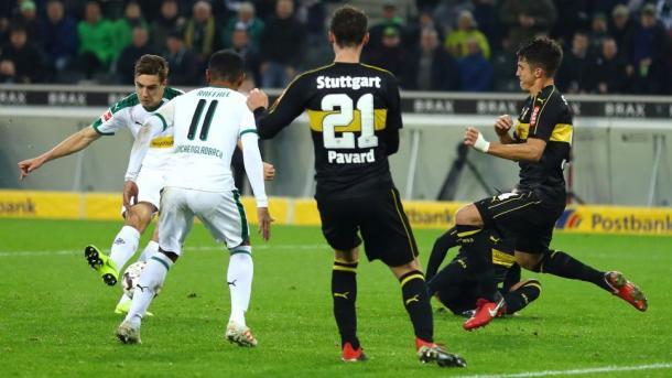 (Gladbach 3-0 Stuttgart   Foto: Assets/Bundesliga)
