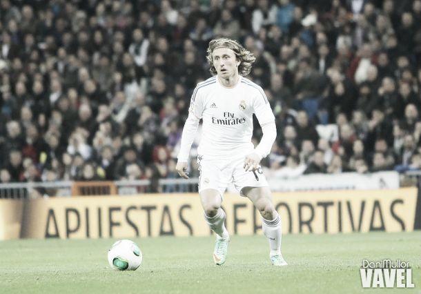 Luka Modric, el timón del Real Madrid | Foto: Dani Mullor - VAVEL