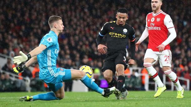 Manchester City x Arsenal devem marcar reinício da Premier League | Foto: Divulgação/Premier League