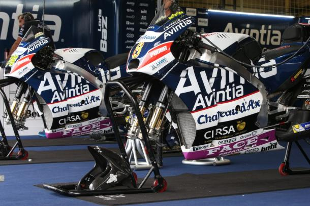 Avintia Ducati have new sponsors Face Petroleum - www.avintiaracing.com