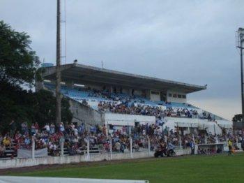 Antigo estádio Florestal (Foto: Everton Dresch)