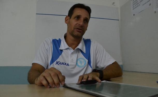 Rodrigo Carpegiani assume o Dense (Foto: Fabio Kuhn)