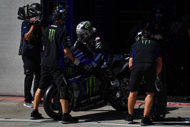 El problema habría surgido a raíz del desuso del nuevo sistema. Imagen: MotoGP