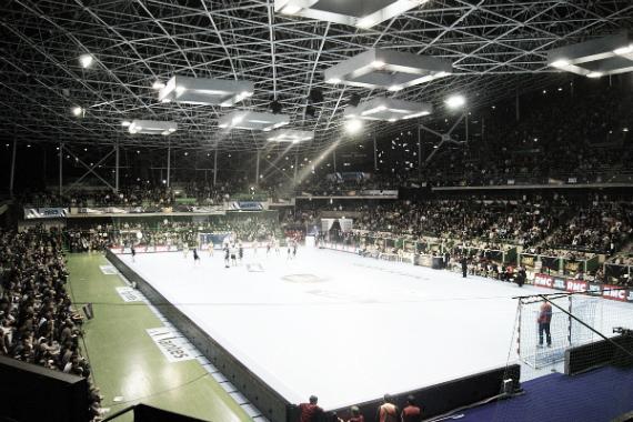 Palais des sports de Beaulieu (Nantes, Francia) | Foto: hbcnantes.com
