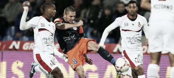 El Niza quiere dar un golpe en la mesa ante el Montpellier. | Foto: (ligue1.com)