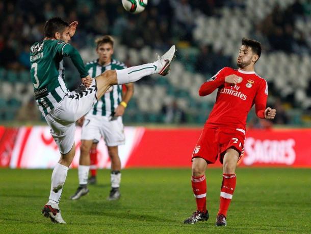 O Setúbal entrará em campo para lutar pelos 3 pontos // Foto: Facebook do SL Benfica