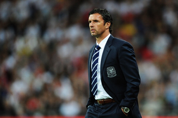 Gary Speed led Wales through a rocky period, to once again inside the top 50 (photo:getty)