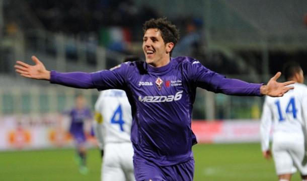 Jovetic looks set to be heading back to La Viola | Photo: larepubblica.it