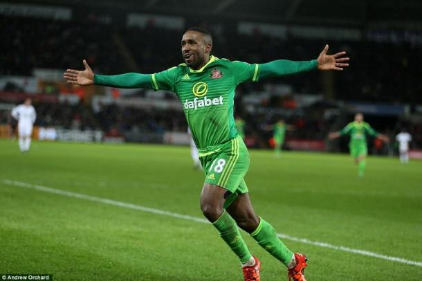 Can Defoe rekindle his goalscoring form from earlier in the season? | Image: Andrew Orchard