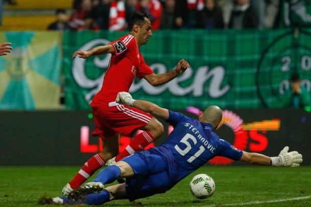 Foto: Facebook do Sport Lisboa e Benfica