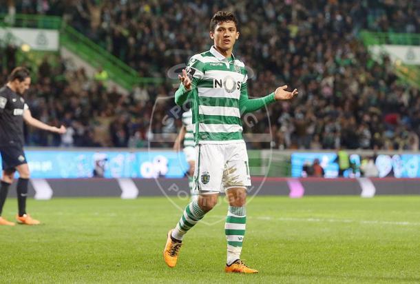 (foto: José Cruz /Facebook Oficial Sporting CP)