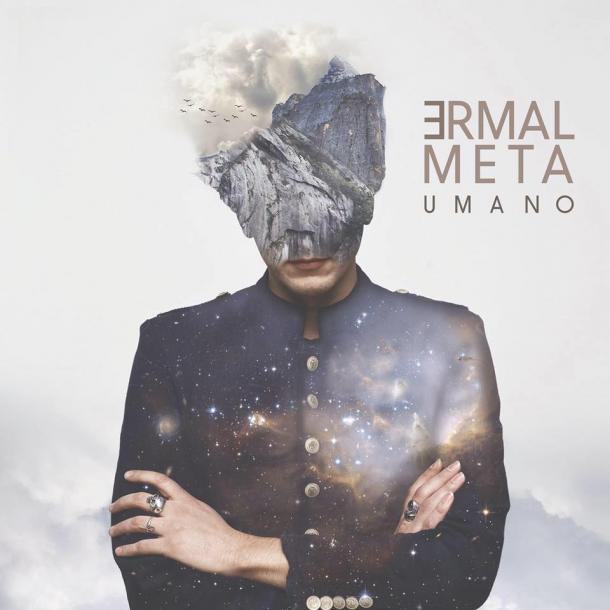 La copertina dell'album Umano, Fonte: Ermal Meta