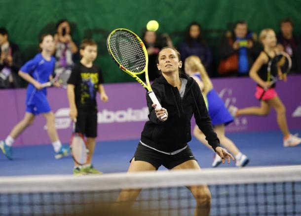 Roberta Vinci (Photo: St. Petersburg Ladies Trophy)