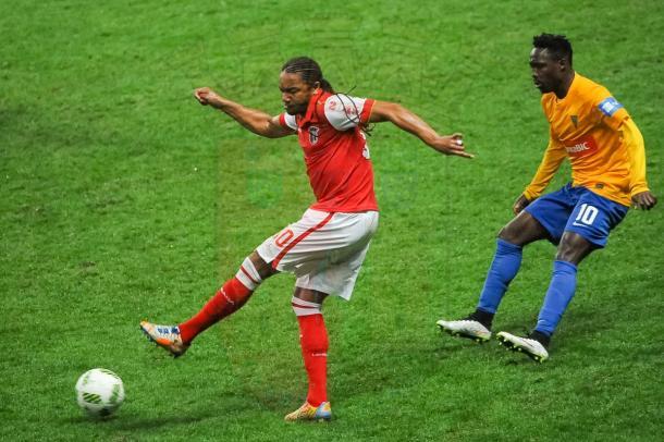 Alan é uma das estrelas da equipa // Foto: Facebook do SC Braga
