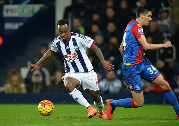 Berahino will be hoping to continue his form from Saturday's win. | Image source: Getty Images