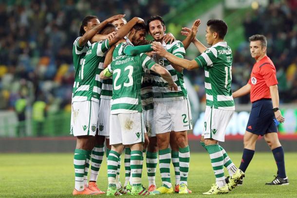 Foto: Facebook do Sporting Clube de Portugal