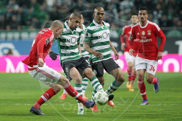 Foto: Facebook do Sporting CP