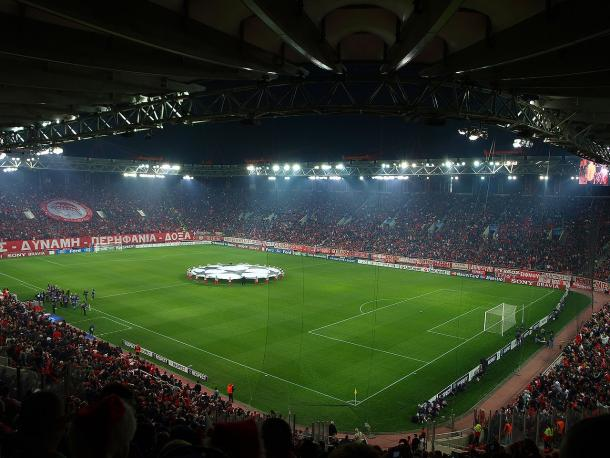 Estadio Georgios Karaiskakis, hogar del Olympiacos / Foto: Olympiacos