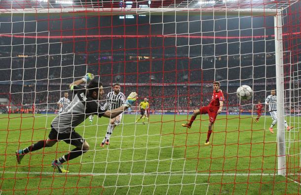 Foto: Facebook do FC Bayern Munchen
