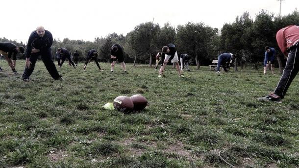 Sneak peek of their training session l Phoenix AFT